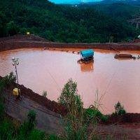 Dragagem de mineração