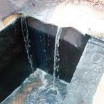 Bag para desidratação de lodo