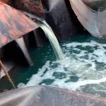Geotextil para desidratação de lodo